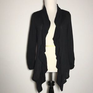 Chico's Open-Front Cardigan, 0 (4-6/S), Like New
